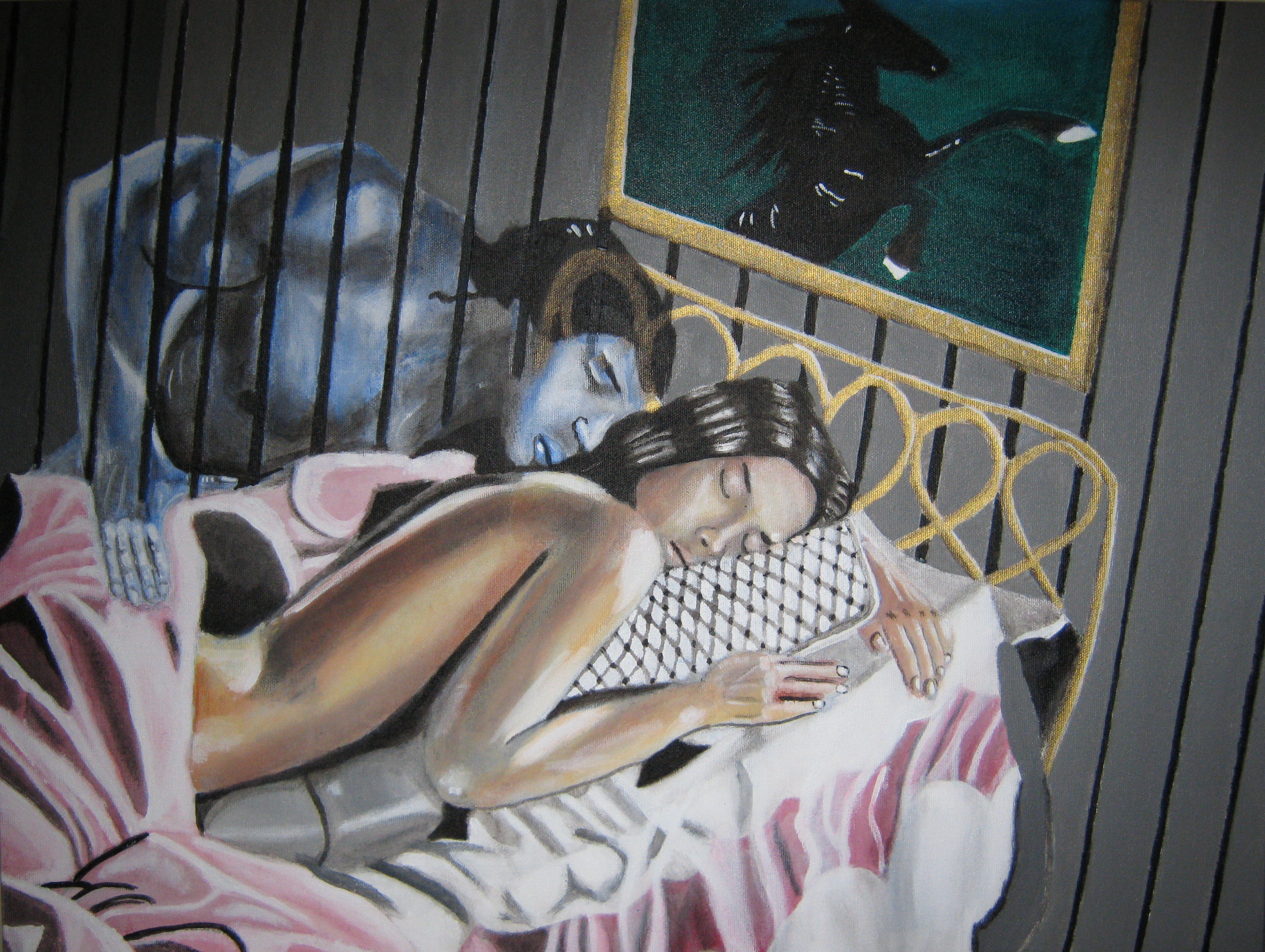 Incubus in the Night, Charles Moffat, 2011